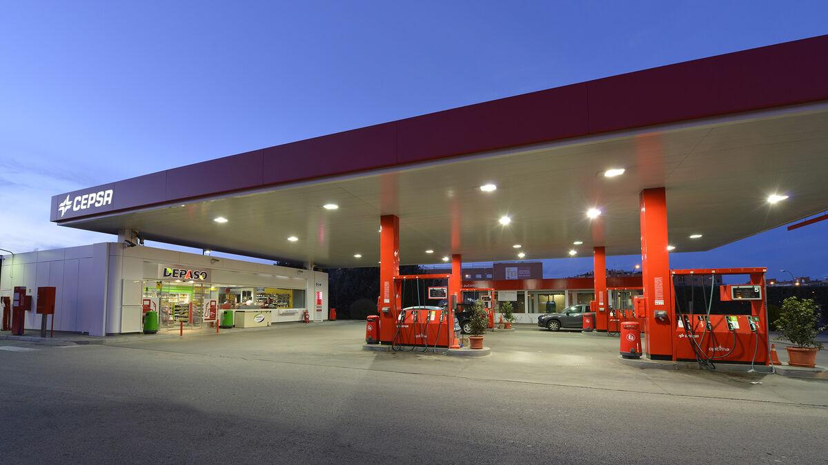 Cepsa hará un ERTE entre los trabajadores de sus gasolineras