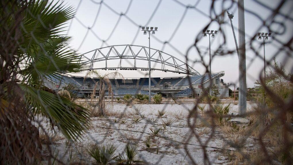 """El legado de Atenas 2004: """"Lo único que queda de los Juegos Olímpicos son las deudas"""""""