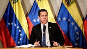 Juan Guaidó ,presidente encargado de Venezuela