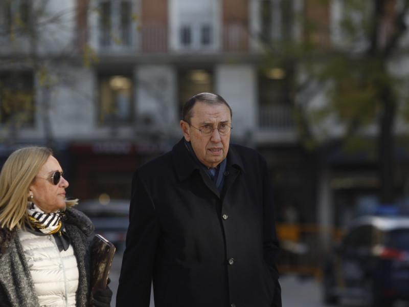 """Casals admite casi una decena de comidas con Villarejo en las que presumía de """"conspirar"""""""