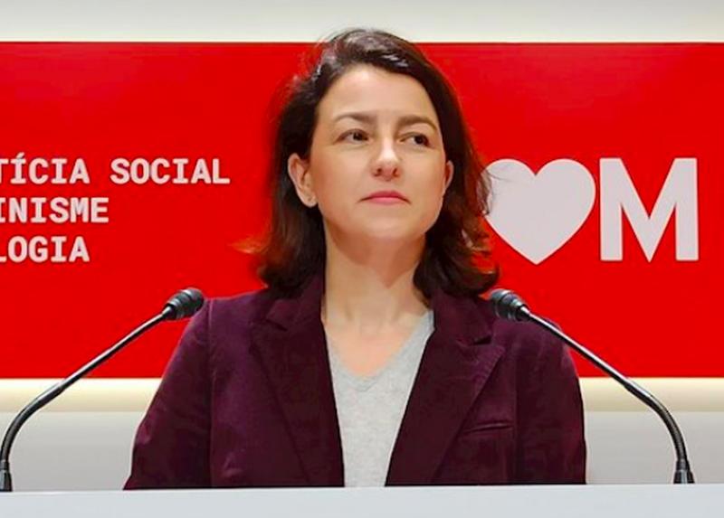 """Las diputadas del PSC se rebelan contra el sexo 'no binario': """"Afectará a las cuotas"""""""