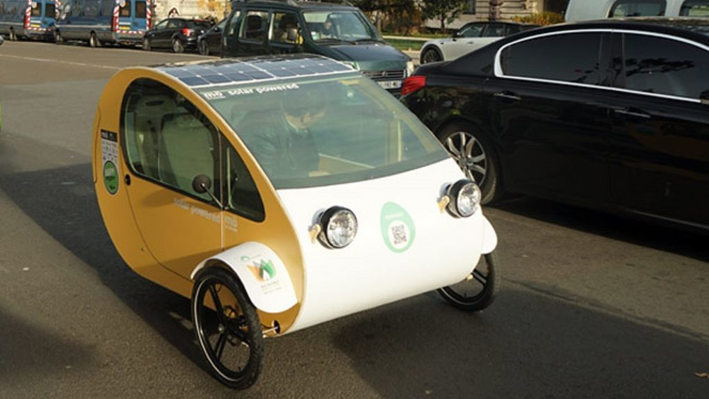Evovelo Mo: el pequeño coche solar español estará listo en marzo y costará menos de 5.000 euros