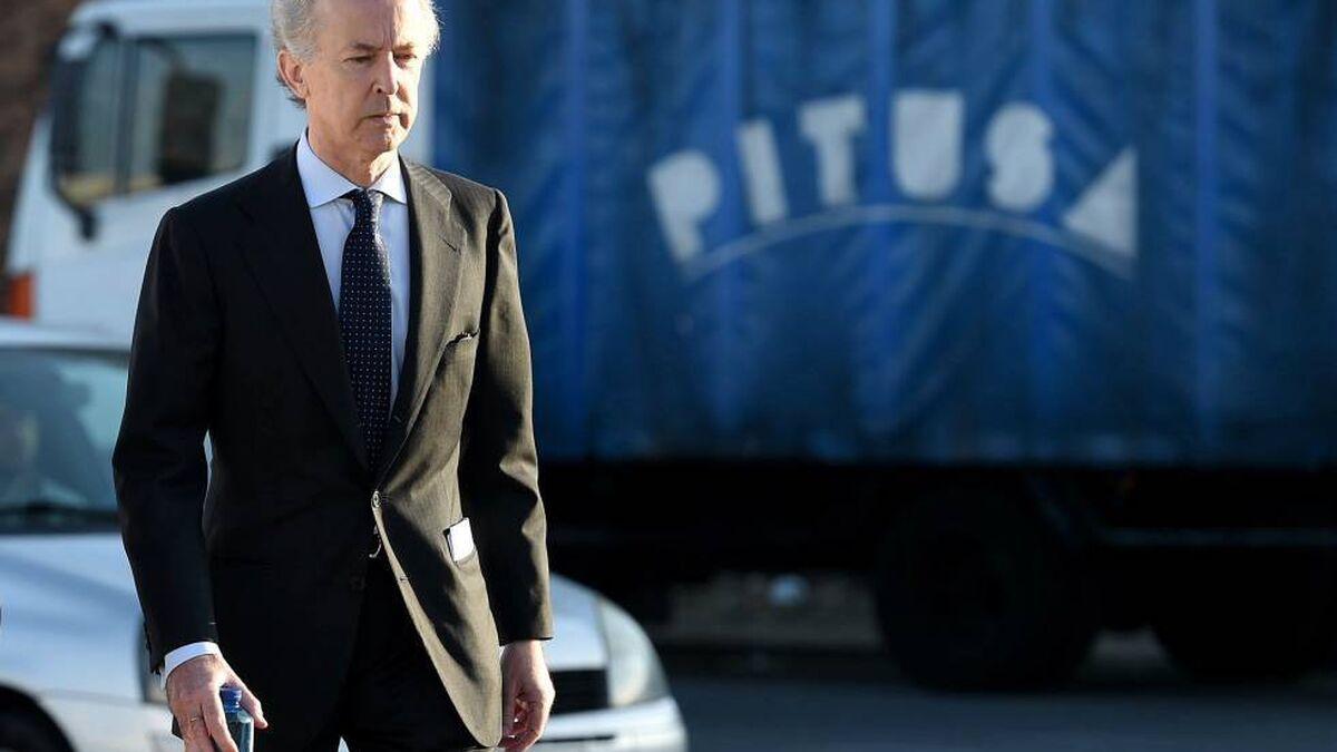 El juicio en el que Benjumea reclama 1.000 millones a Santander, visto para sentencia