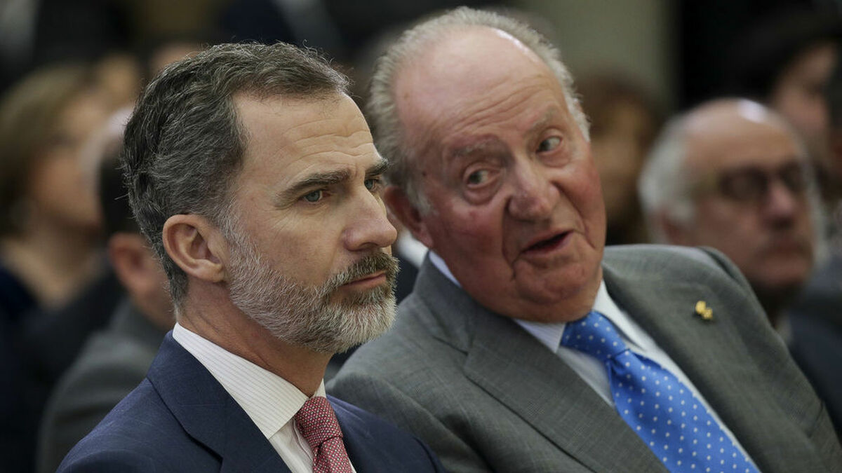 La 'black' del Emérito, la Fiscalía y una entrevista a Villarejo en 'El País'