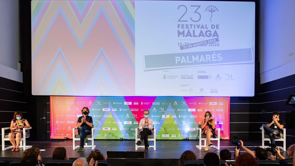 'Las niñas' y 'Blanco de verano', Biznaga de Oro a las mejores películas en el festival de Málaga