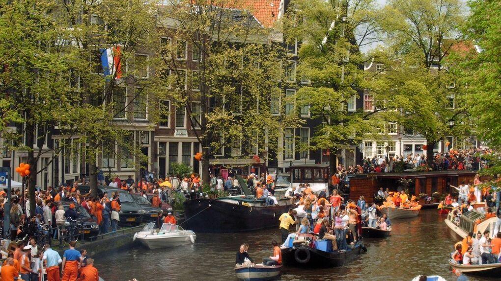 Cinco datos sobre Ámsterdam que sus nuevos reyes ya conocen