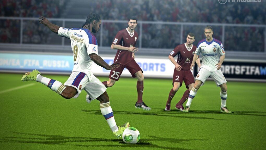Fifa World: recrea tus partidos favoritos