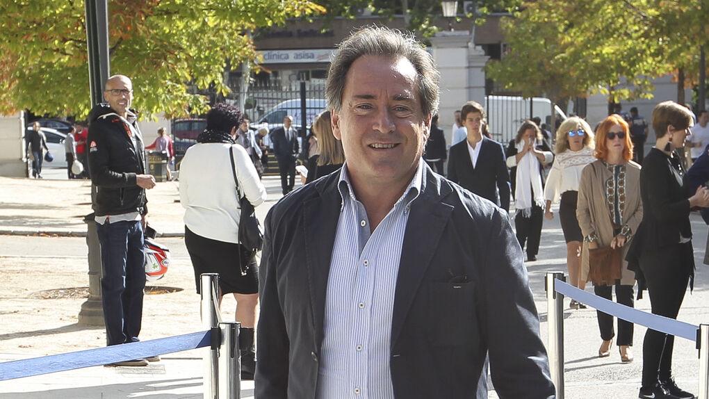 La Fiscalía pide 24 años y 12 millones de multa a Sito Pons por defraudar a Hacienda