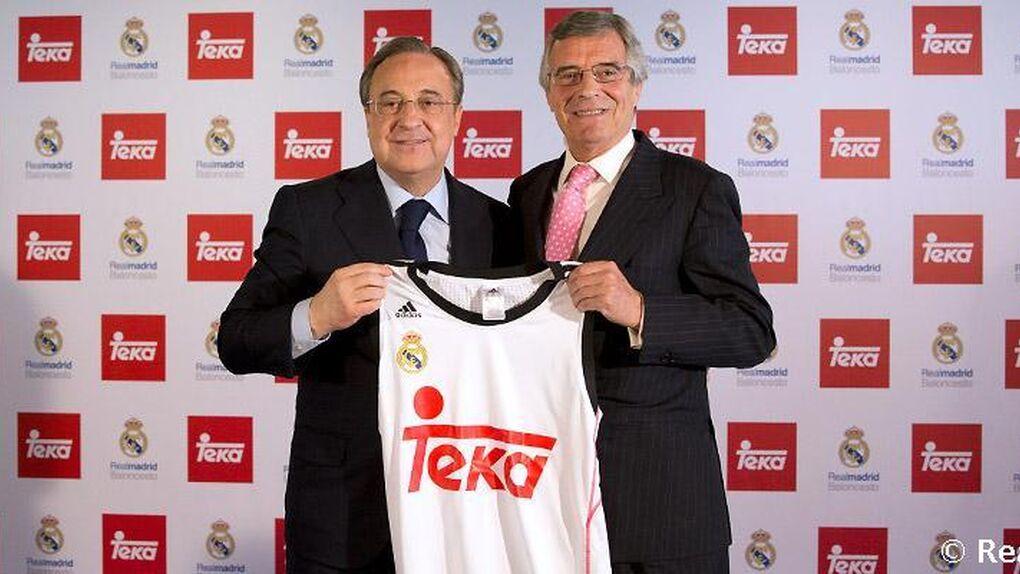 Teka concentrará el 100% de su actividad publicitaria en el Real Madrid