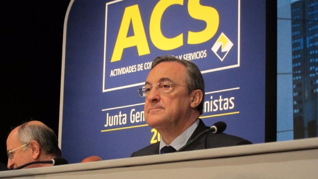 Alan Henry, ex empleado de ACS, inspiró al hedge fund que puso contra las cuerdas al grupo en Bolsa