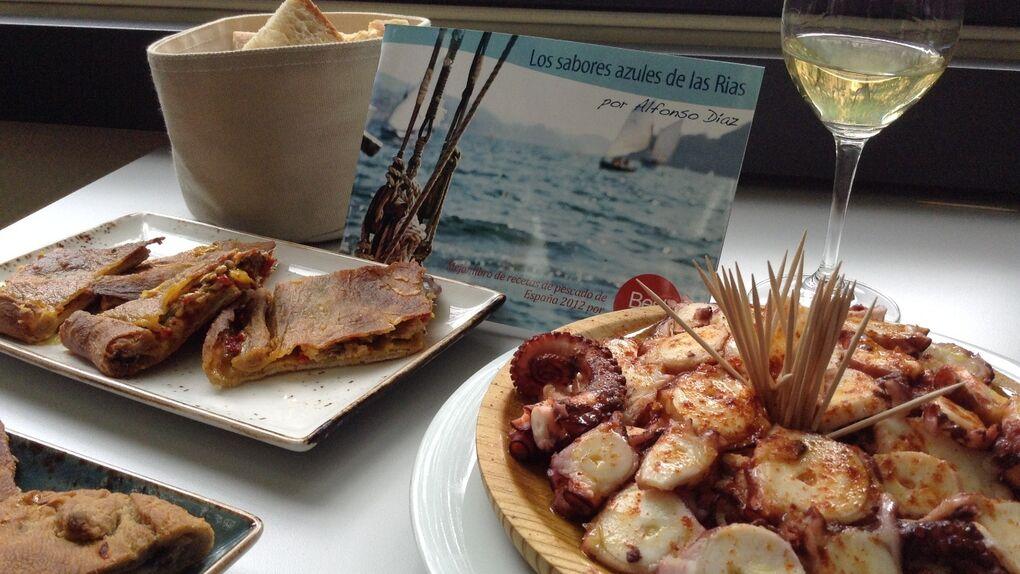 Fonso Díaz y la solidaridad gourmet: cómete un libro, que es muy sano