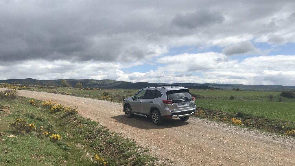 La tecnología híbrida se impone también en los SUV: probamos el nuevo Forester ecoHybrid