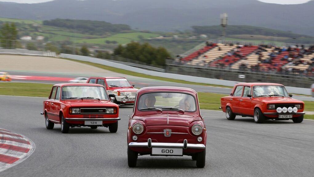 La Fórmula 1 Histórica, uno de los alicientes del Espíritu de Montjuic