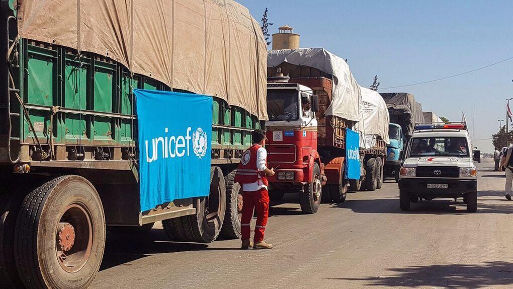 EEUU responsabiliza a Rusia del ataque a un convoy humanitario de la ONU en Siria