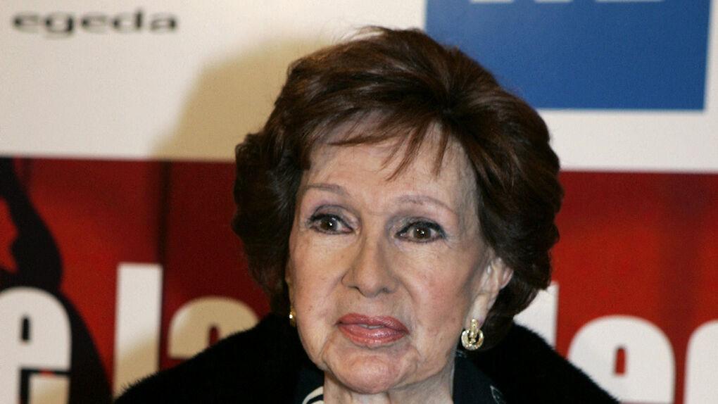Fallece la actriz Amparo Rivelles a los 89 años