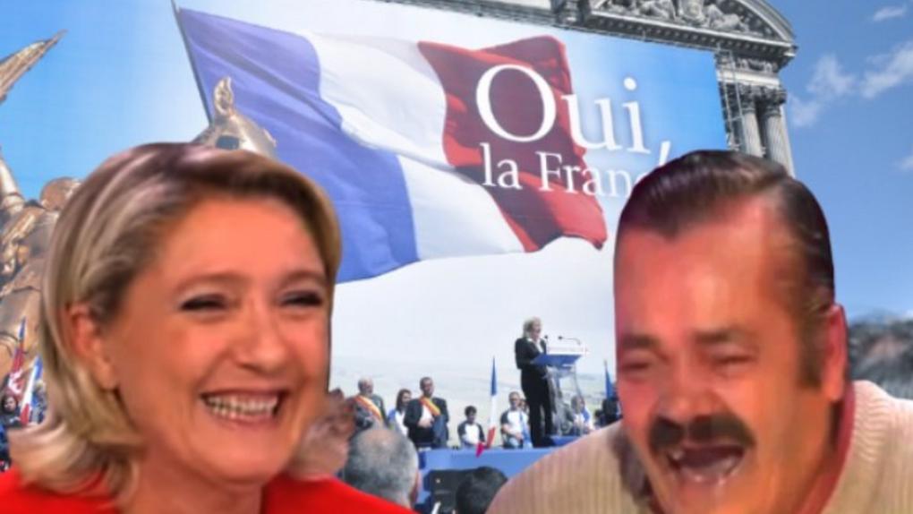 Francia tiene un ídolo y rey de memes y es...  'El Risitas'