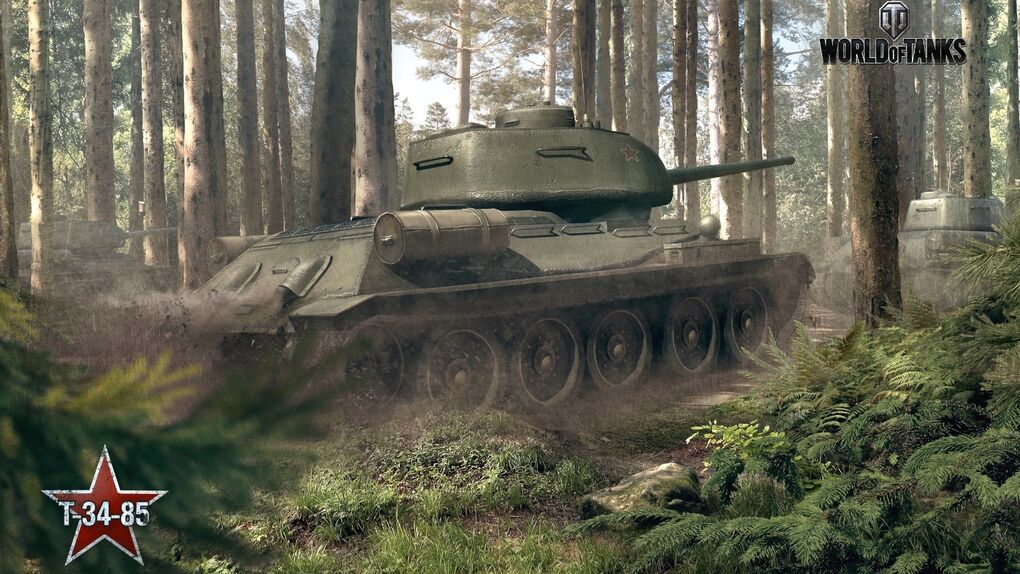 Free to play online 2: World of Tanks