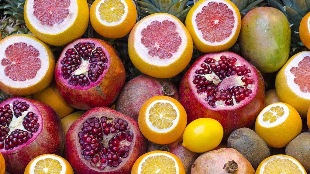 """Frutas cítricas, ¿conoces sus ventajas """"healthy""""?"""