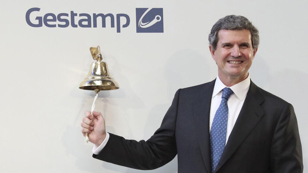 El dueño de Gestamp pierde en cuatro meses 16 millones de su inversión en Telefónica