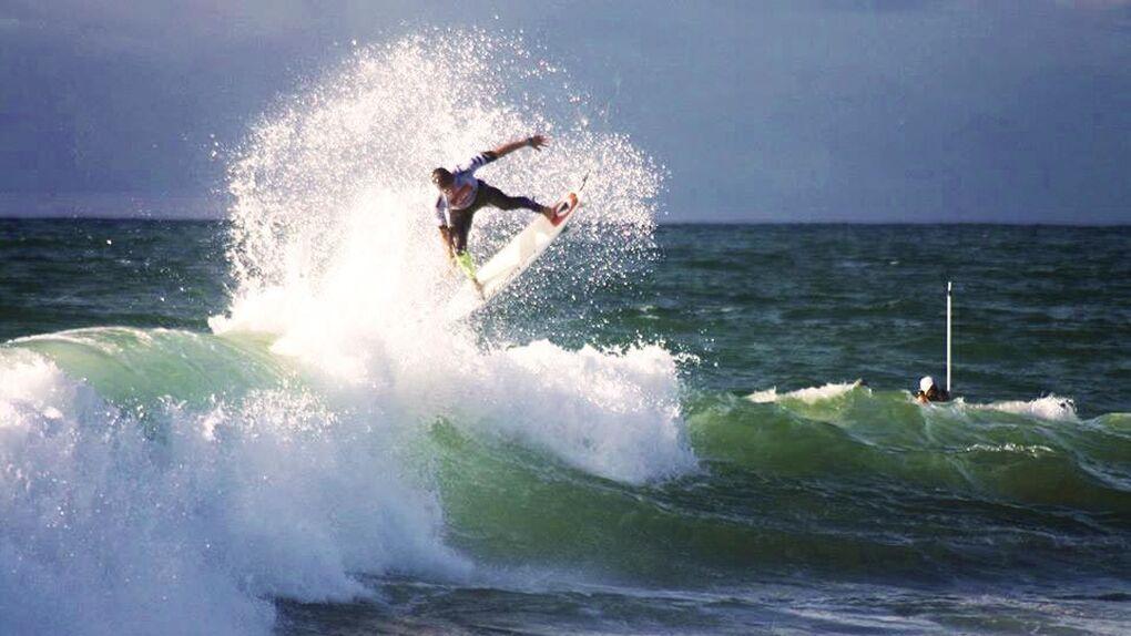 Hossegor, el pueblo del surf donde las olas dibujan sonrisas