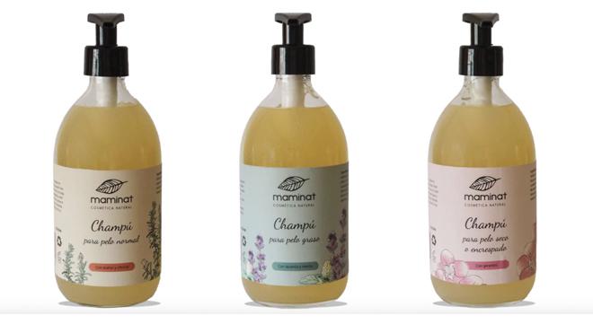 Gama de champús para diferentes tipos de pelo. PVP: 18.95€