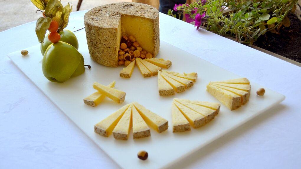 Gamonéu, el queso que nace en los Picos de Europa