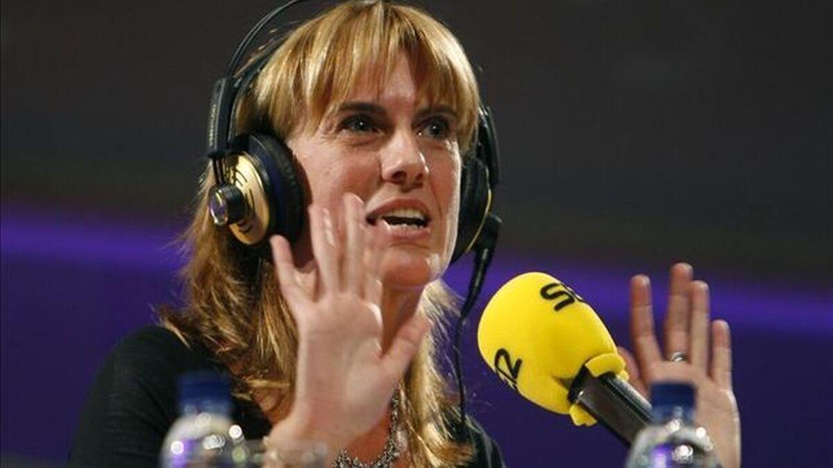 El fracaso de la operación de TVE para competir con TV3: Gemma Nierga sólo logra 3.000 espectadores