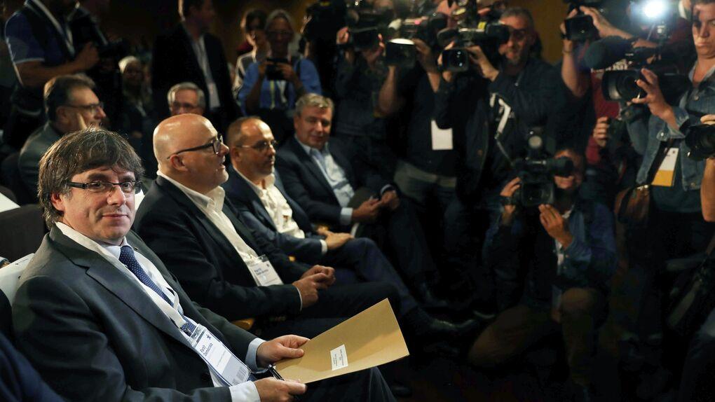 El PDeCAT apuesta por Puigdemont como candidato de la lista única