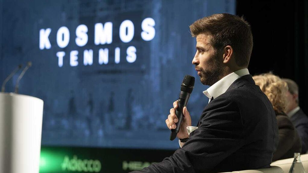Viaje exprés de Piqué a Madrid para atar su Copa Davis de 2021