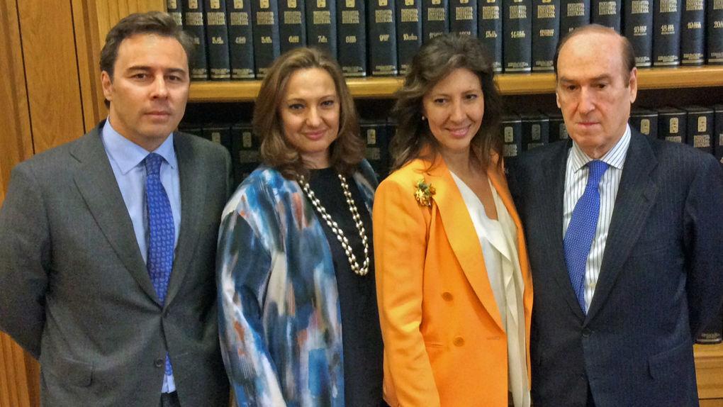 El ascenso de Marta Álvarez amenaza con generar un incendio en la Fundación El Corte Inglés