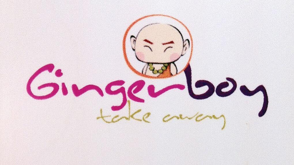 Gingerboy: un take-away con estrella