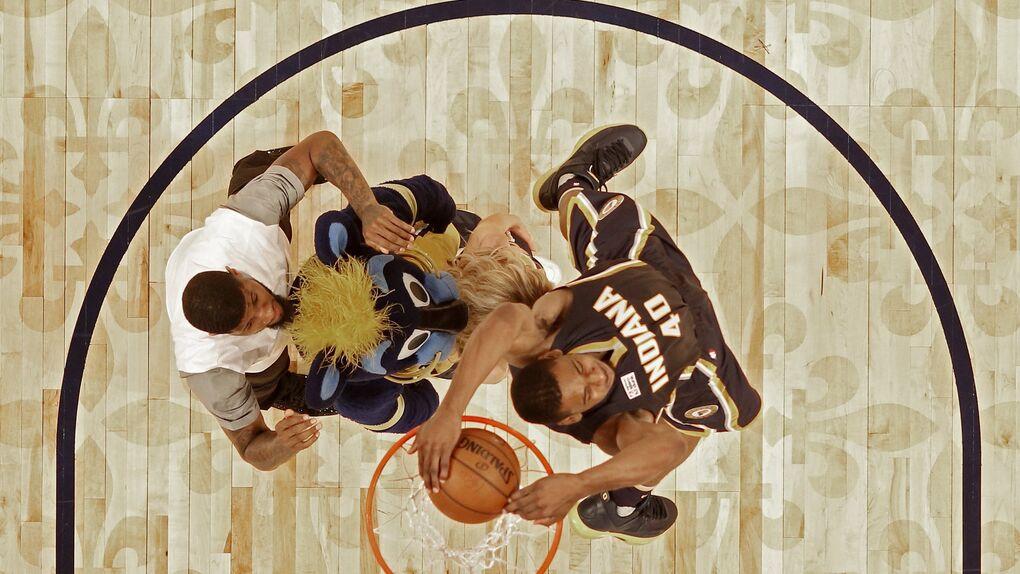 Glenn Robinson III, nuevo rey de los mates en la NBA