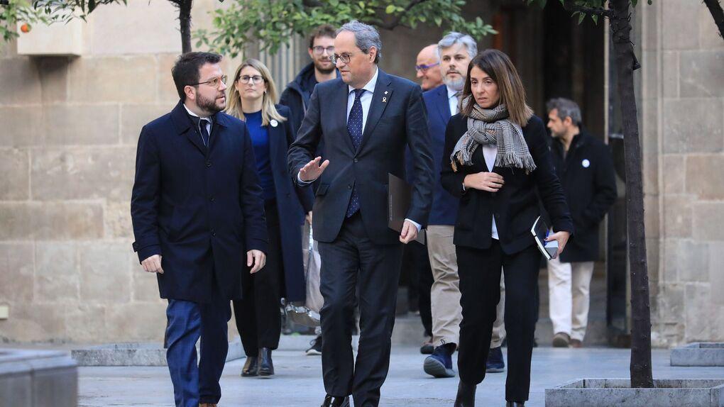El Govern propone a la CE revisar la prisión preventiva en España y el delito de sedición