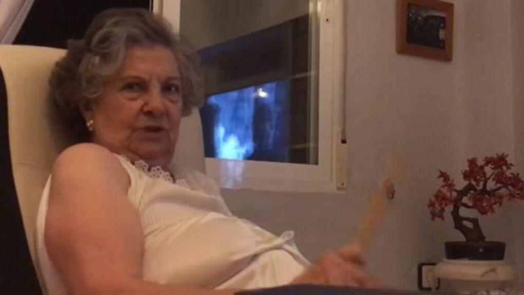 """Guadalupe, la abuela comentarista de Juego de Tronos: """"Me gusta más Jon Nieve que Sálvame"""""""