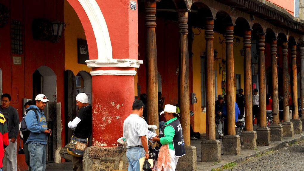 Guatemala: la tierra donde todo es intenso