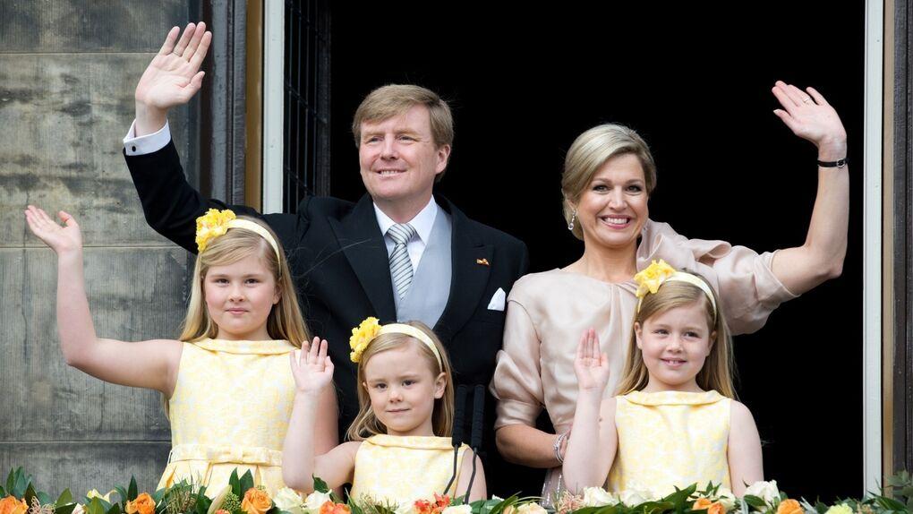 Guillermo-Alejandro, primer rey varón de los Países Bajos de los últimos 120 años