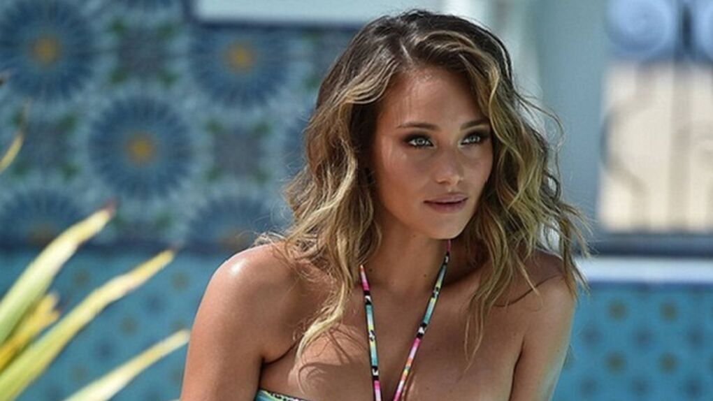 Hannah Davis, de 'Sports Illustrated' a chica anuncio
