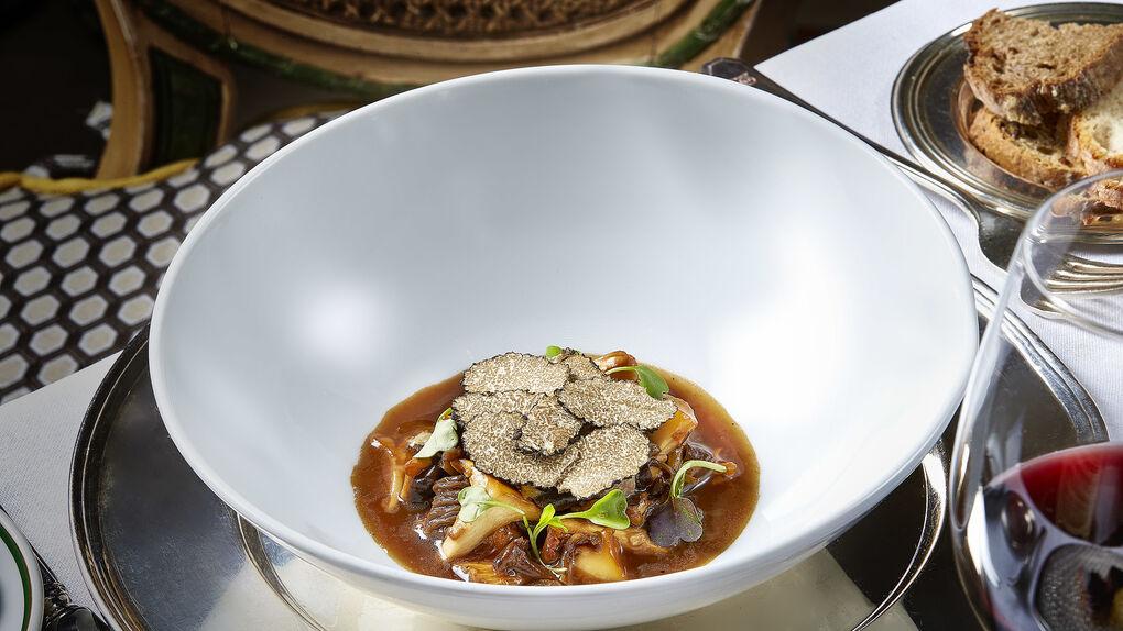 Haroma, la cocina de Mario Sandoval en el nuevo Hotel Heritage