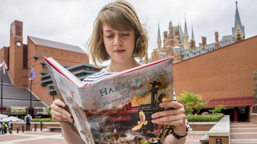 Harry Potter, el fenómeno mágico