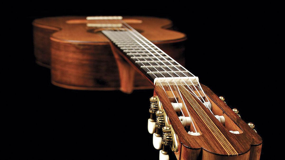 Guitarras españolas por el mundo: la colección del MET de Nueva York