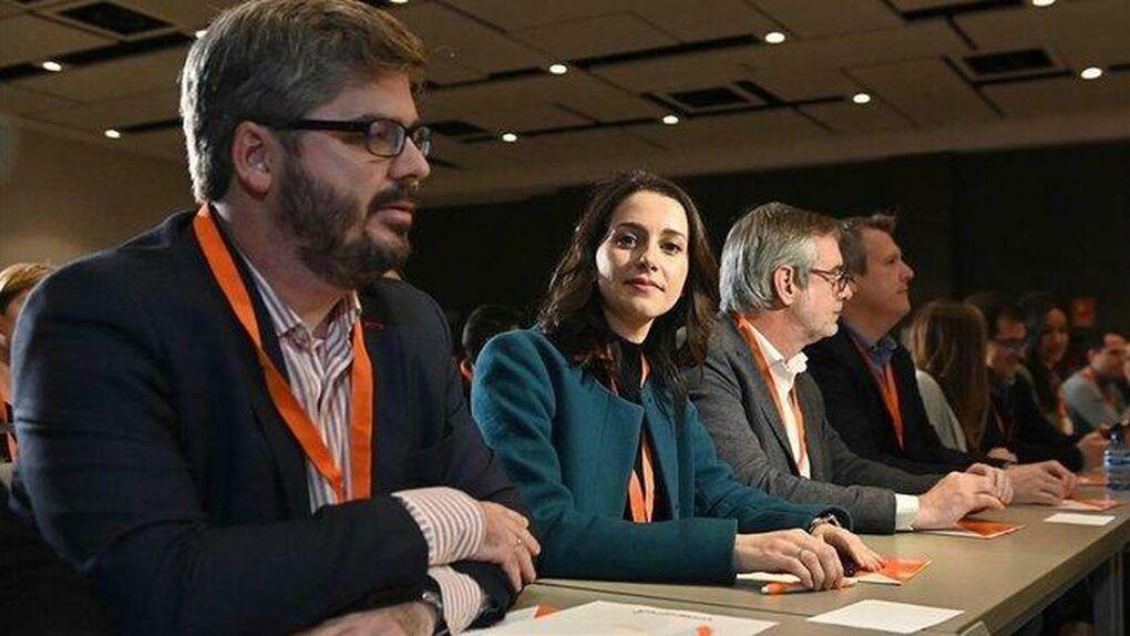 Inés Arrimadas mueve piezas en la Cámara Alta para que Fran Hervías entre como senador de Ciudadanos