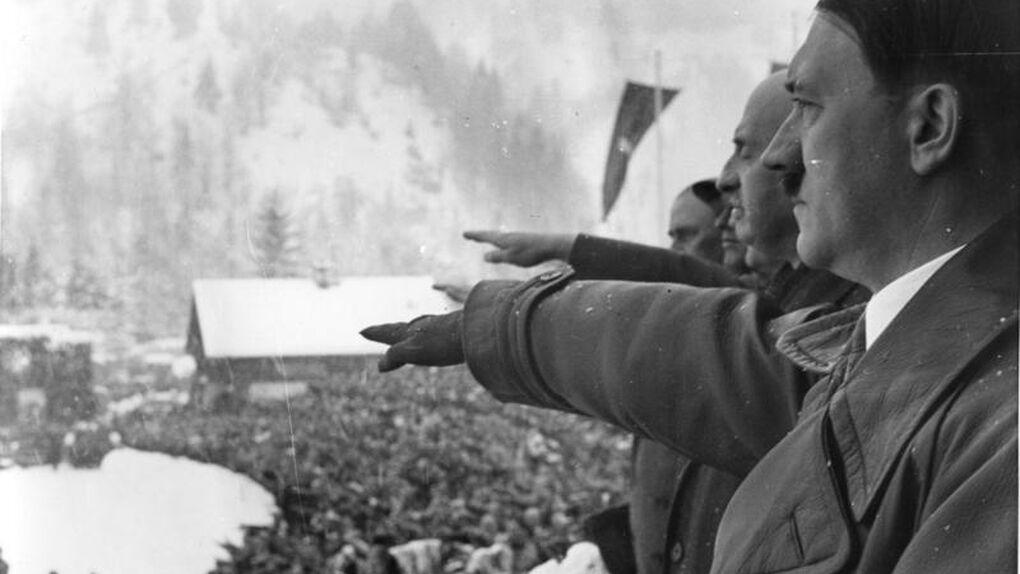 Garmisch-Partenkirchen: nieve y memoria histórica del nazismo