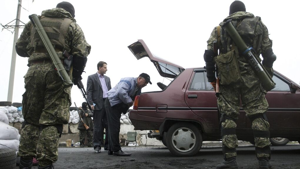 Una operación en Slaviansk deja dos militares ucranianos muertos y dos helicópteros abatidos