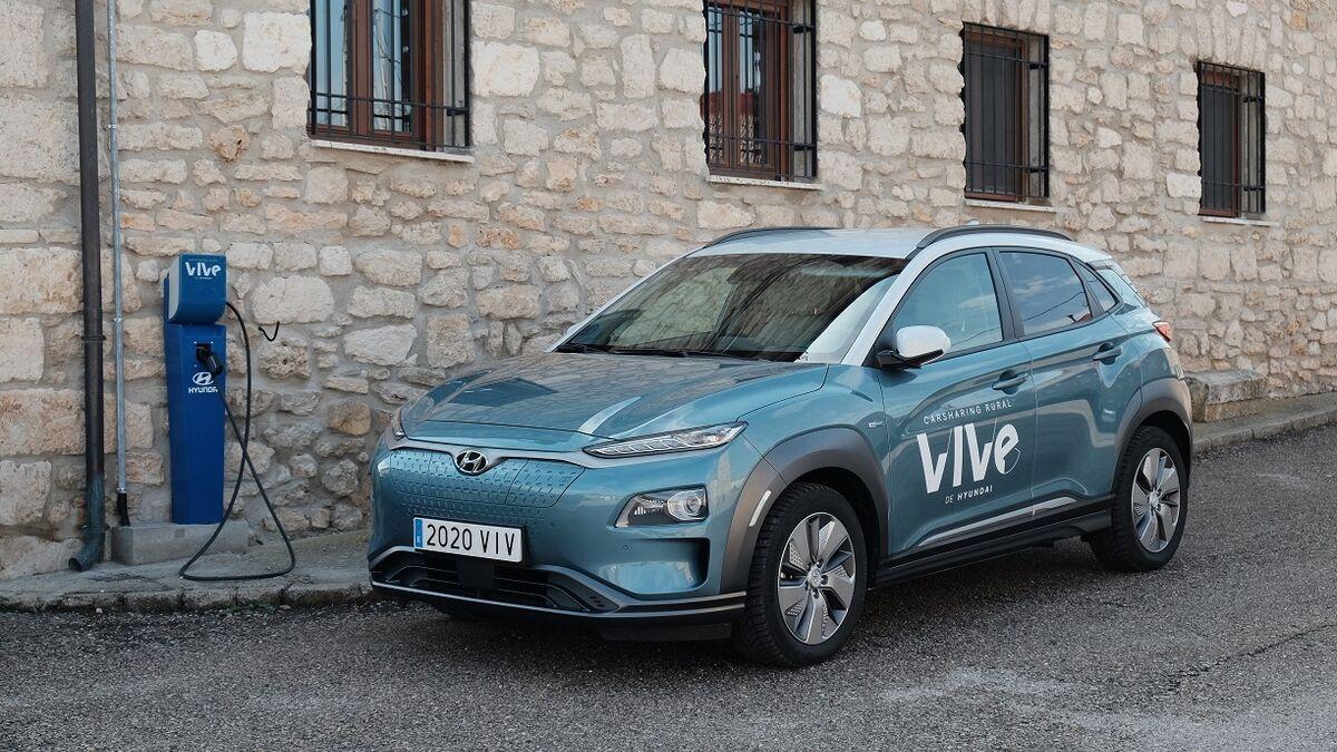 Hyundai llevará el 'carsharing rural' a 80 nuevos municipios españoles