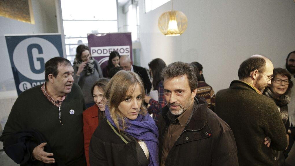 """El pacto entre Podemos y Ganemos para """"asaltar"""" Madrid precipita el gran cisma en IU"""