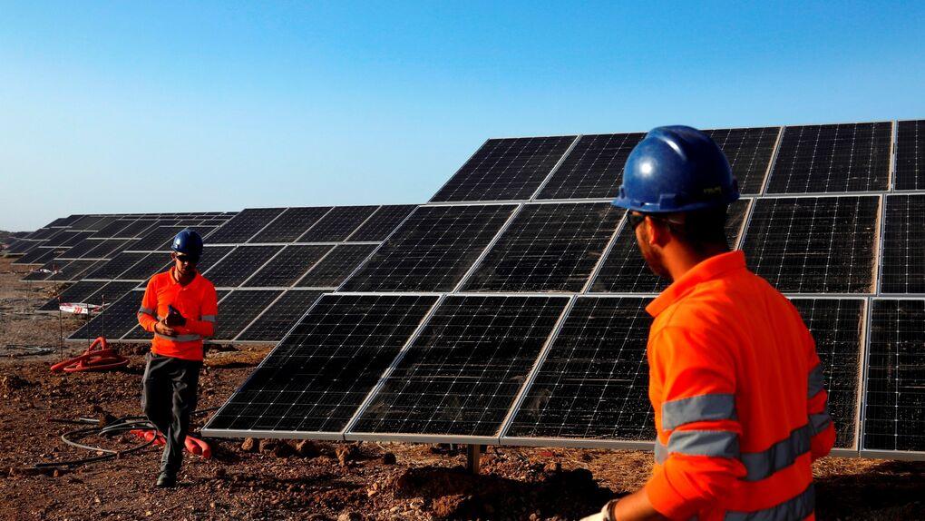 Iberdrola invertirá 180 millones en el desarrollo de cuatro nuevas plantas fotovoltaicas en Extremadura