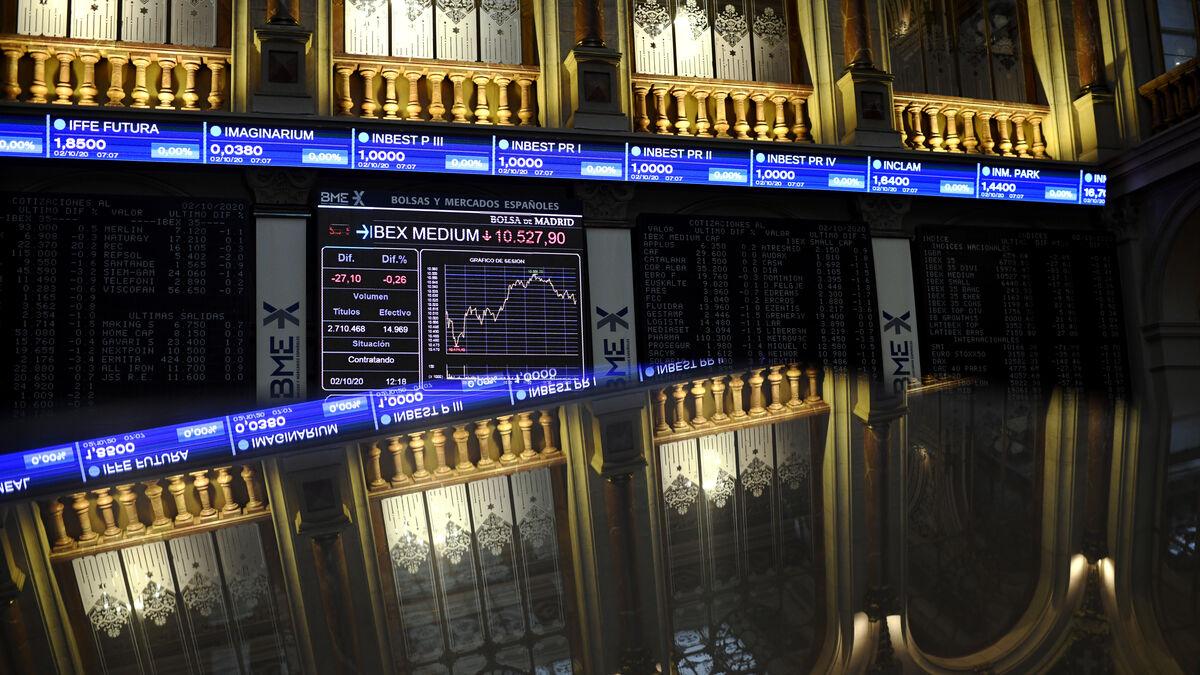 El Ibex cierra su mejor semana desde junio y se anota una subida del 6,5%