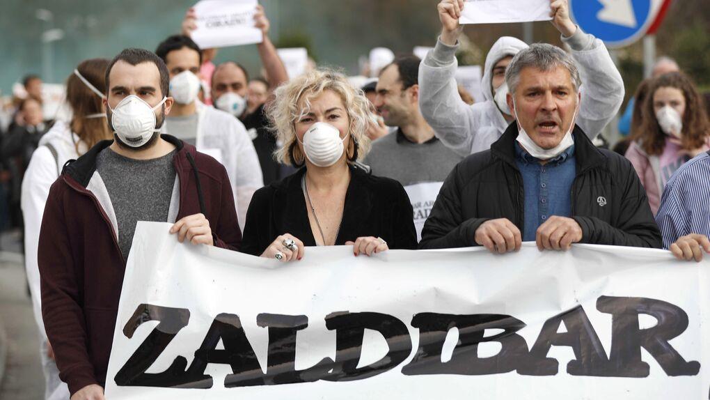 El caso Zaldibar que superó a Urkullu y se apagará en los tribunales