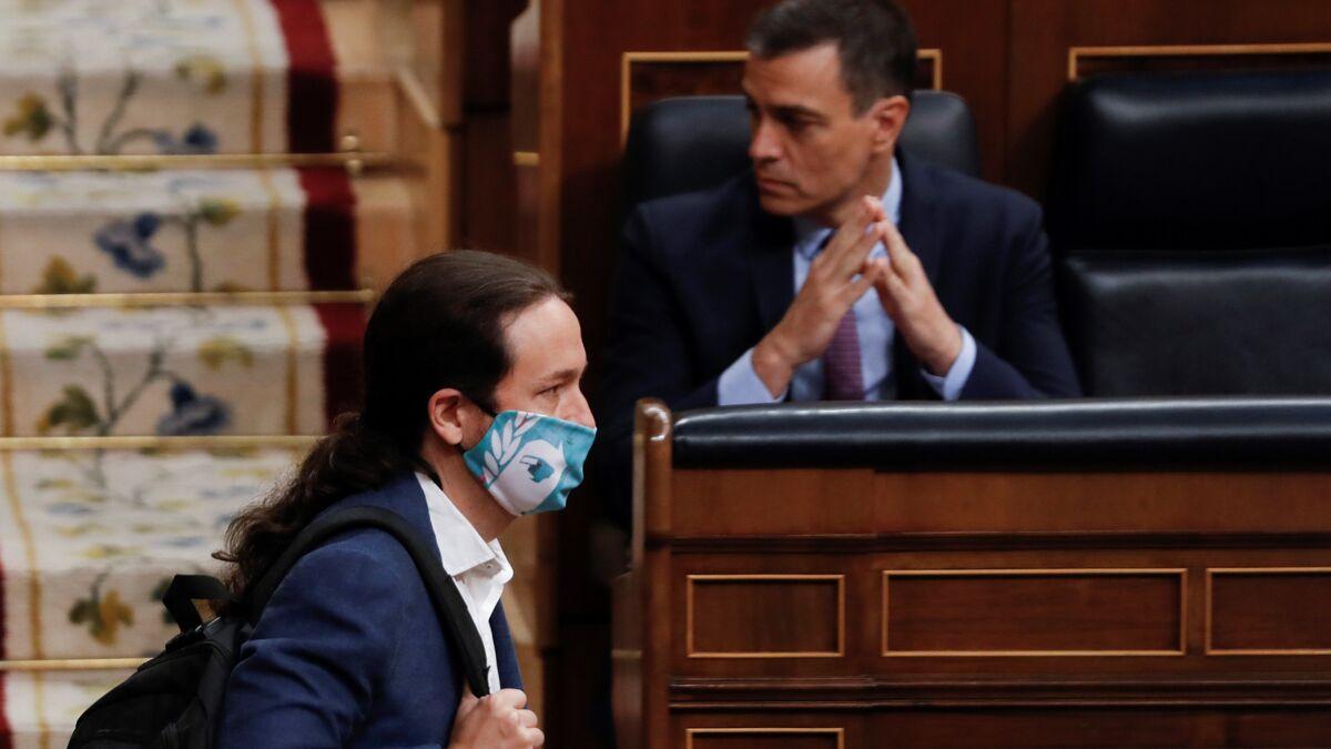 Iglesias prepara una batalla personal ante Pedro Sánchez por el precio de la luz
