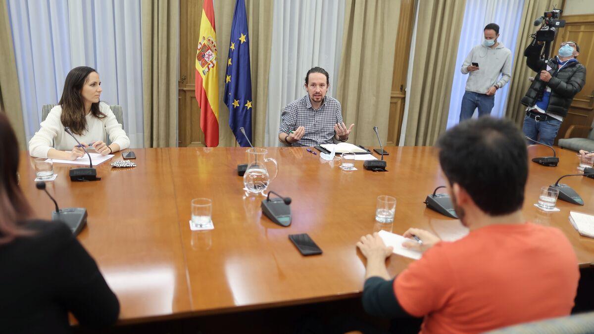 Iglesias urge a limitar los alquileres con una ley similar a la de Cataluña